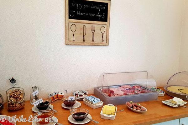 Frühstücksbuffet Strandburg