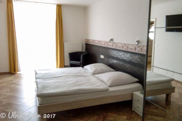 Pension am Donaubogen - Zimmer