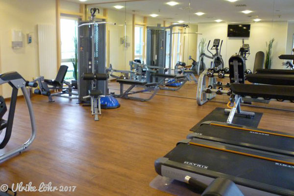 Fitness im Park Inn Köln City West