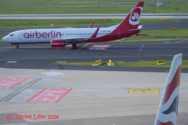 D-ABBX Air Berlin Boeing 737-808(WL)