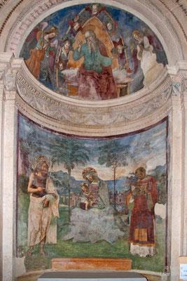 Seitenkapelle der Santa Maria Assunta