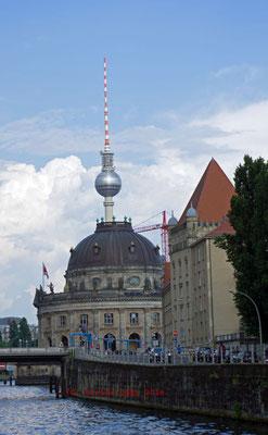 Bode Museum und Fernsehturm