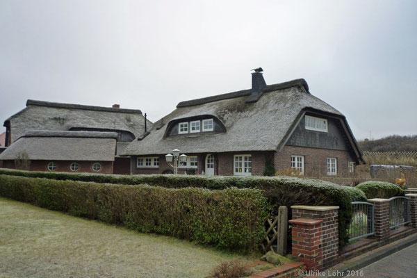 das ehemalige Wohnhaus von Lale Andersen