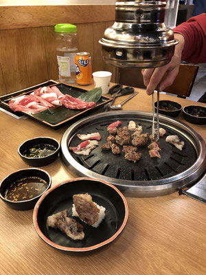 Korean Barbeque - (C)travellicious.de