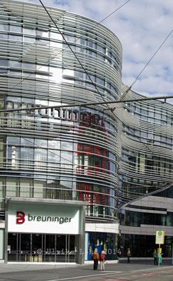 Fassade Kö-Bogen