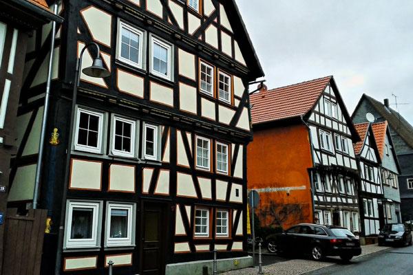 Fachwerk in Alsfeld