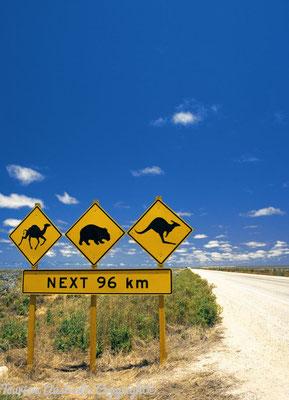 Road Sign - Tourism Australia