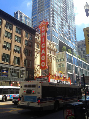 Chicago Theatre (Foto NP)