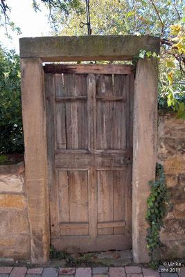 Tür in Freinsheim