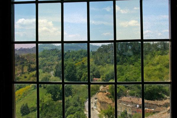 Blick aus dem Palazzo