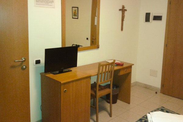 Zimmer 52 in der Villa Maria