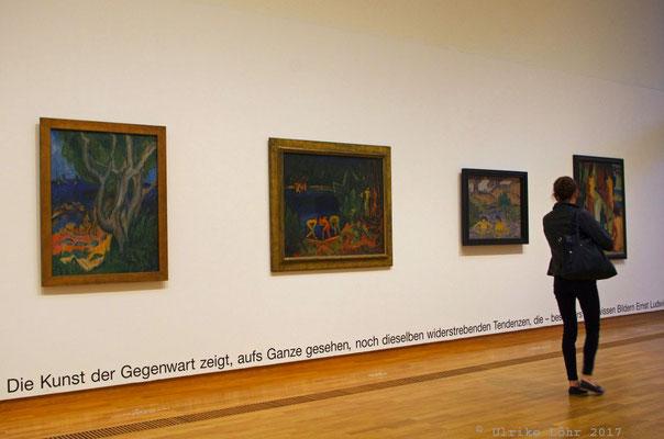 Ausstellung im Buchheim-Museum