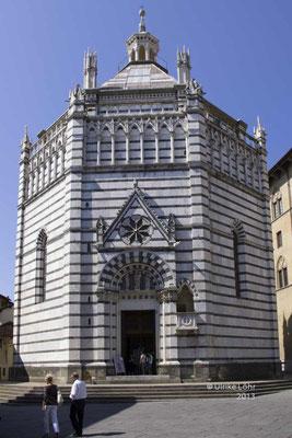 Baptisterium Pistoia