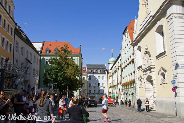 Altstadt von Regensburg