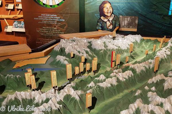Nationalparkverwaltung des Kootenay National Parks