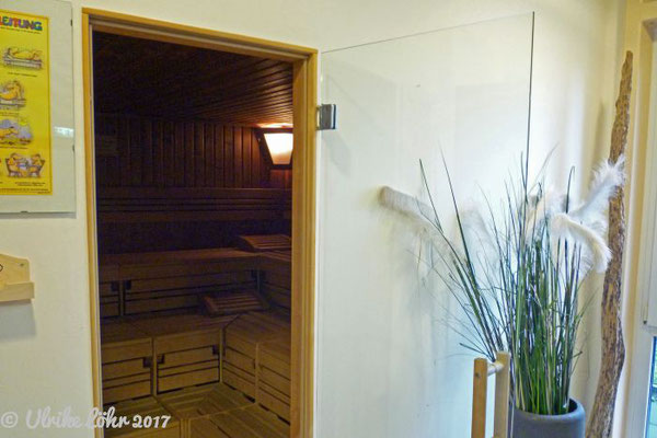 Sauna / Wellness im Park Inn Köln City West