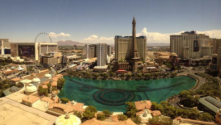 Las Vegas (Foto NP)