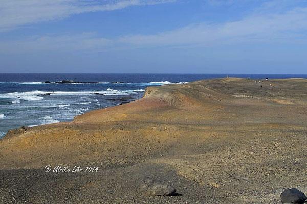 beim Leuchtturm Punta Jandia