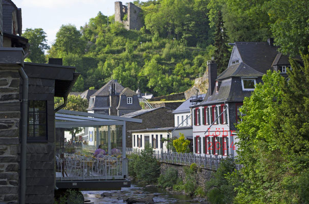 Rur in Monschau