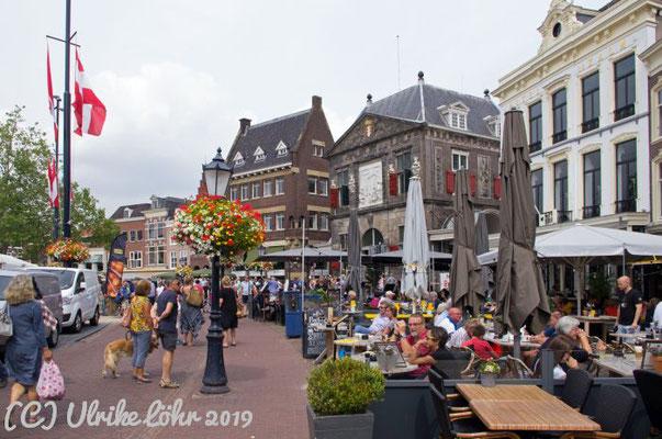 Marktplatz von Gouda