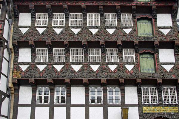 Veltheimsches Haus, jetzt Sitz der Handwerkskammer Braunschweig-Lüneburg-Stade