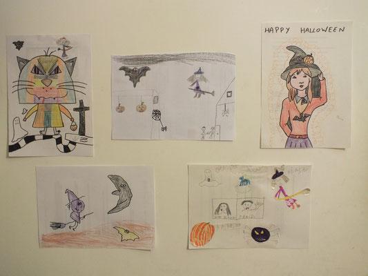 dessin pour Halloween