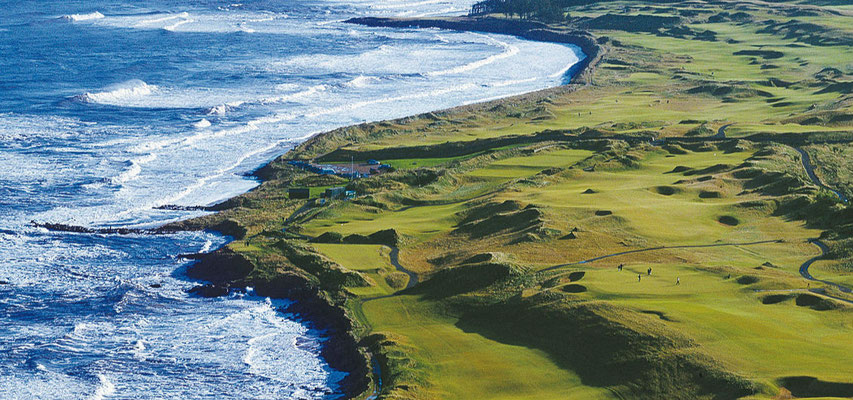 Kingsbarns / 6522 Meter / Par 72
