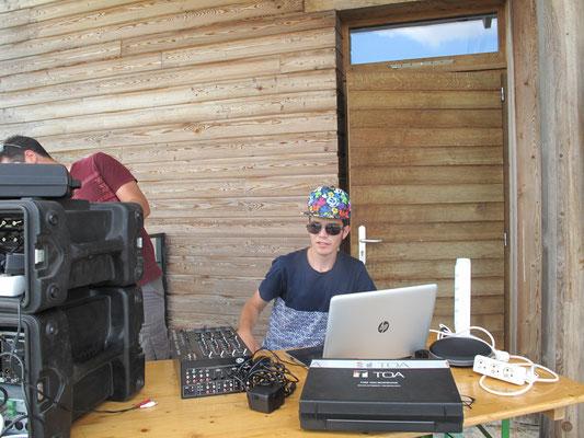 Kévin, notre DJ
