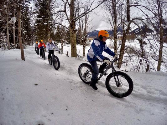 Alpine Fatbike Trail Kids