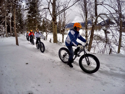Alpine Fatbike Trail Kids