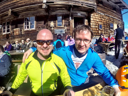 Alpine Fatbike Halseralm