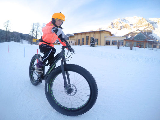 Alpine Fatbike Kid