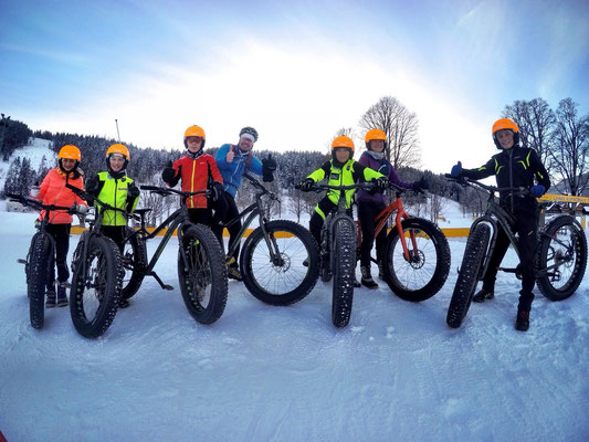 Alpine Fatbike Kids