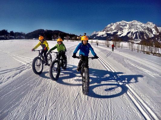 Alpine Fatbike Kids Dachstein