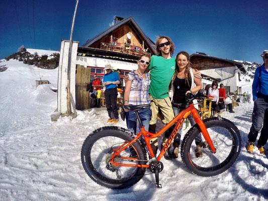 Alpine Fatbike Gjaidalm