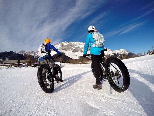 Alpine Fatbike Ramsau Dachstein