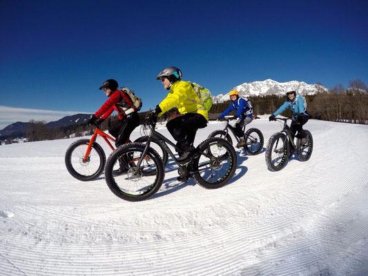 Alpine Fatbike Ramsau