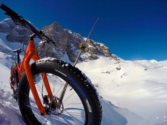 Alpine Fatbike Dachstein Glacier