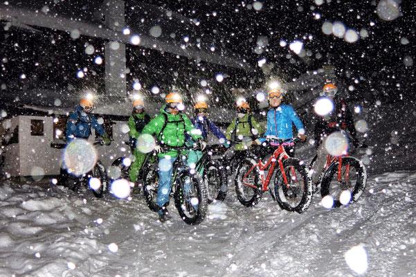 Alpine Fatbike Sonnenalm Nightride