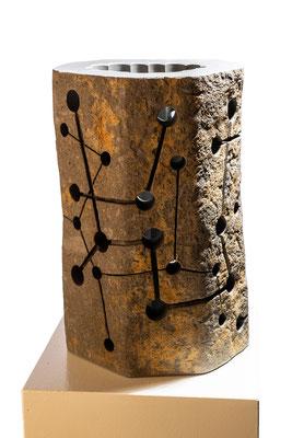 Neues aus der Werksatt: fragments, Basaltsäulen Westerwald