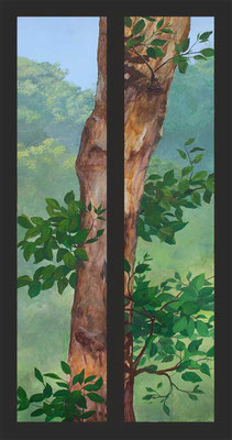Paneele Baum