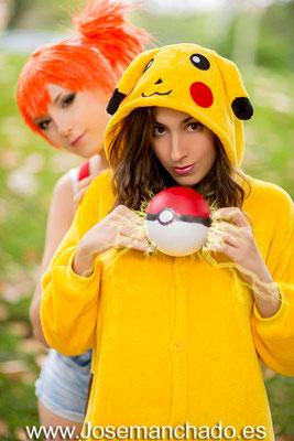 misty, misty cosplay, misty hot, misty sexy, pokemon, cosplay madrid, cosplayer sexy, pikachu