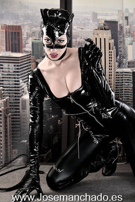 catwoman, cosplay catwoman, catwoman sexy, spanish cosplayer, catwoman hot, cosplayer hot, book de fotos disfraces