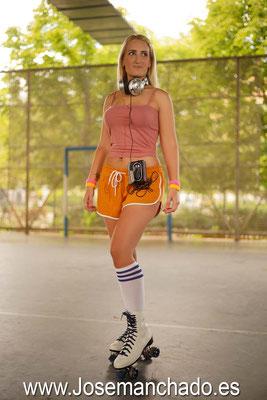 roller girl, book fotos patinaje, book fotos madrid, fotografo patinaje, book patinadora, sesion fotos madrid