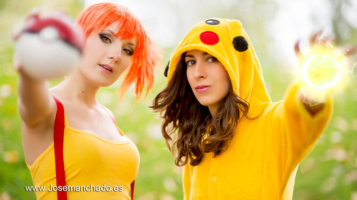 misty, misty cosplay, misty hot, misty sexy, pokemon, cosplay madrid, cosplayer sexy, pikachu