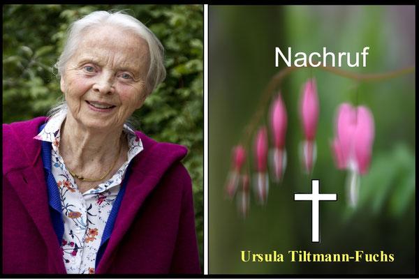 Ursula Tiltmann-Fuchs