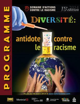 Catalogue réalisé pour l'événement annuel de la SACR