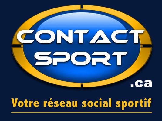 Conception graphique pour Contact Sport