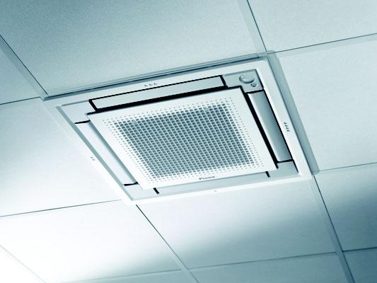 Klimaanlage 4-Wege-Deckenkassette