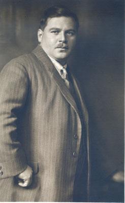 Johann Plangger/ Großvater von Rudolf Plangger